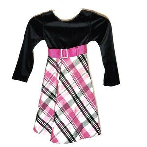 Dollie & Me Girls Fancy Dress Size 4